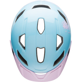 Bell Sidetrack Lapset Pyöräilykypärä , sininen